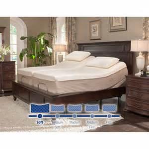 Costco Sleep Number Adjustable Bed Sleep Science Ara Split King Mattress With Adjustable Base