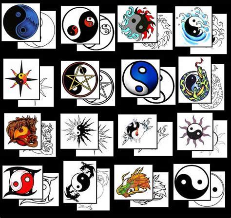 yin yang symbol tattoo design yin yang images designs