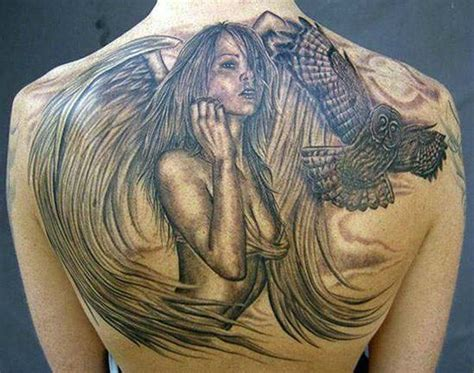 tattoo angel woman 51 exquisite angel designs to consider for your next tattoo