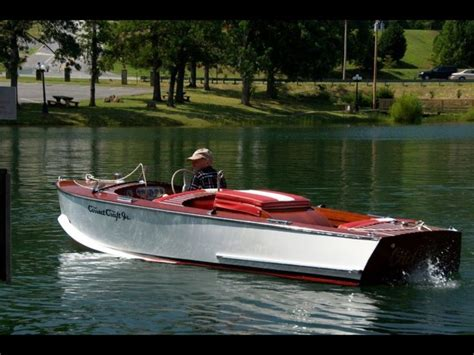 nautique boats for sale in bc correct craft antique vintage wood boats pinterest