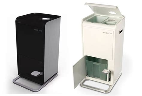 Ecopod E1 Home Recycling Center by Ecopod E1 Home Recycling Center Accessories Better
