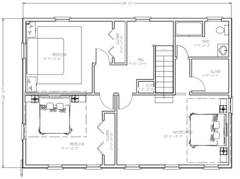 Second Story Home Addition Plans Find House Plans House Addition Blueprints Free