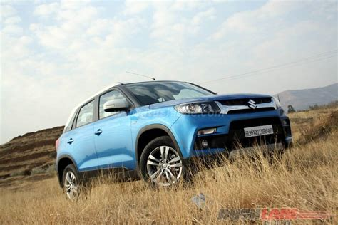 Maruti Suzuki Vitara Diesel Maruti Vitara Brezza Petrol Could Be More Expensive Than