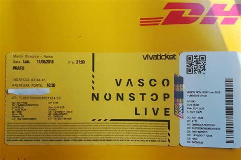 biglietti per vasco biglietto vasco eur 66 00 picclick it