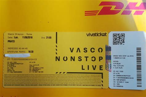 biglietto vasco biglietto vasco eur 66 00 picclick it