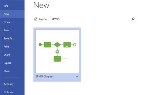 bpmn diagram template visio 2010 introducing bpmn 2 0 in visio office blogs