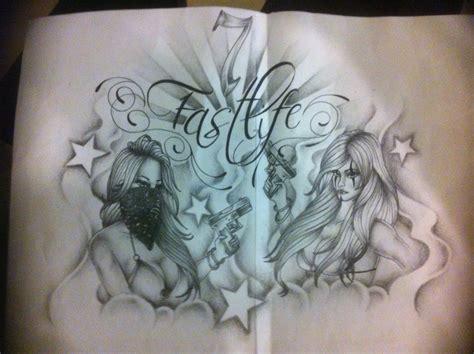 gangsta boog tattoo flash 187 tattoo ideas