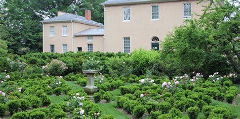 tudor place dc gardens tudor place historic house garden american public