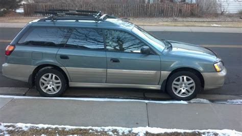 used subaru outback used 2001 subaru outback wagon pricing for sale edmunds