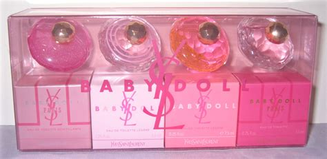 Parfum Ysl Baby Doll baby doll ysl perfume miniature collection set to
