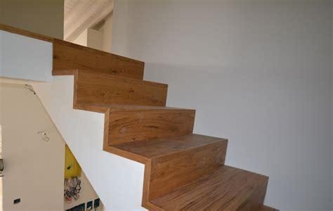 rivestimento scala in legno rivestimenti per scale in legno a brescia dall