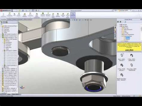 top 5 free 3d design software youtube solidworks 3d design cad software first look youtube