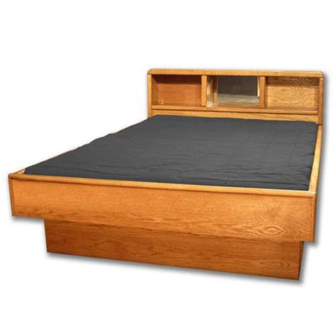 Woodwork Wood Waterbed Frame Pdf Plans Waterbed Bed Frame
