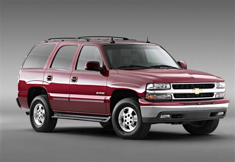 2003 chevrolet tahoe pictures history value research news conceptcarz com
