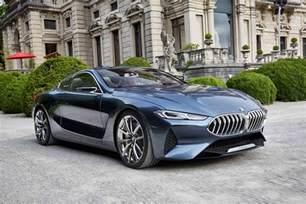 exclusive bmw 8 series concept quick drive automobile magazine