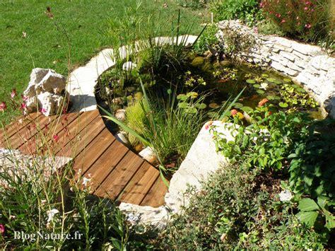 amenagement d un bassin de jardin r 234 ve de gosse un bassin dans le jardin blognature fr