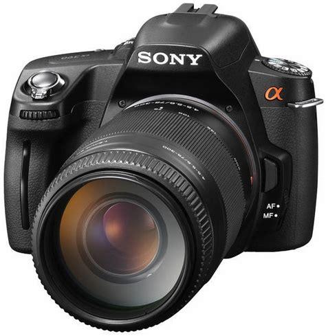 Second Dslr Sony A290 sony dslr a390 and dslr a290 digital cameras ecoustics