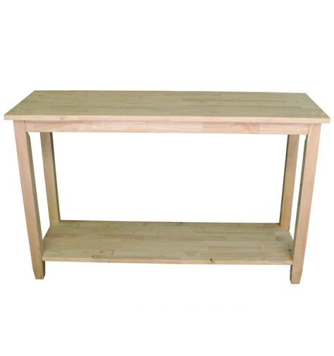 48 Inch Sofa by 48 Inch Solaro Sofa Table Simply Woods Furniture