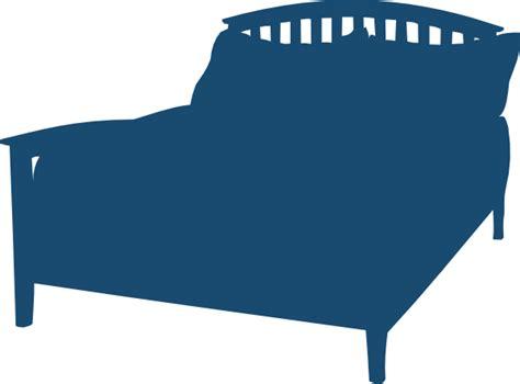 bed vector double bed clip art at clker com vector clip art online