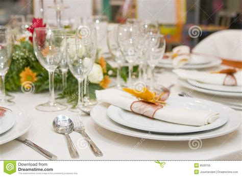 fancy table set for a wedding celebration stock photo fancy table set for a wedding celebration royalty free