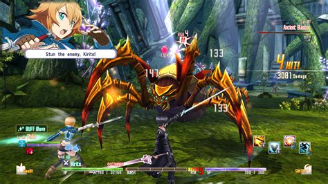 sword art online pc game sword art online re hollow fragment available on steam on