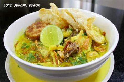 resep membuat soto ayam kuning resep soto jeroan kuning bogor asli enak resep masakan