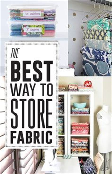 How To Store Quilt Fabric by Fabric Storage On Sewing Rooms Craft Rooms