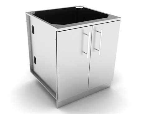 stainless steel sink base cabinet stainless steel cabinets door cabinets
