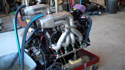Malibu Indmar Gm 8 1 Marine Engine 500 Hp Youtube