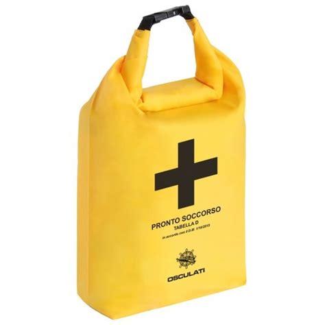 cassetta di pronto soccorso normativa cassetta di pronto soccorso tab d in contenitore stagno