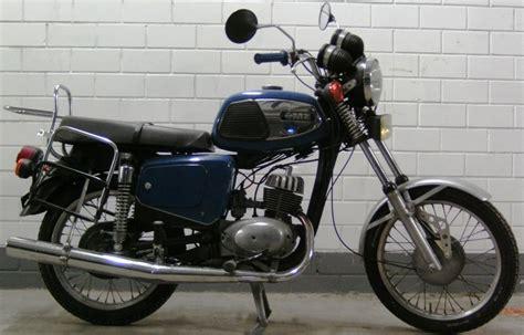 Motorrad Verkleidung Eigenbau by Motorrad Mz Ts 150 In Farbe Blau Als Eigenbau