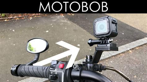 Gopro Motorrad by Gopro Motorcycle Mirror Mount Handlebar Mount