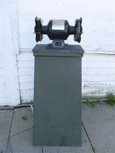 alltrade bench grinder manannah 234 napa sandblaster reznor heater snow blower