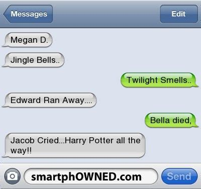 twilight fans  love  autocorrect fails