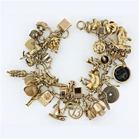 antique charm bracelets for best 25 charm bracelets ideas on sterling