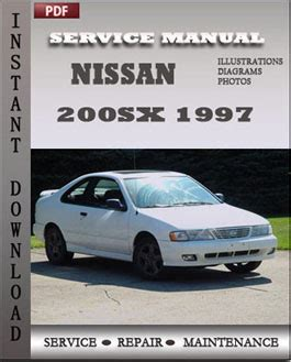 chilton car manuals free download 1997 nissan 200sx auto manual nissan 200sx 1997 service manual download servicerepairmanualdownload com