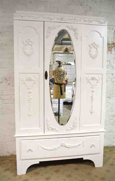 Simply Shabby Chic Armoire by Best 25 Shabby Chic Wardrobe Ideas On Shabby