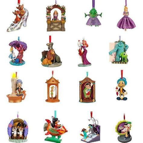 59 Best Images About Disney Ornaments On