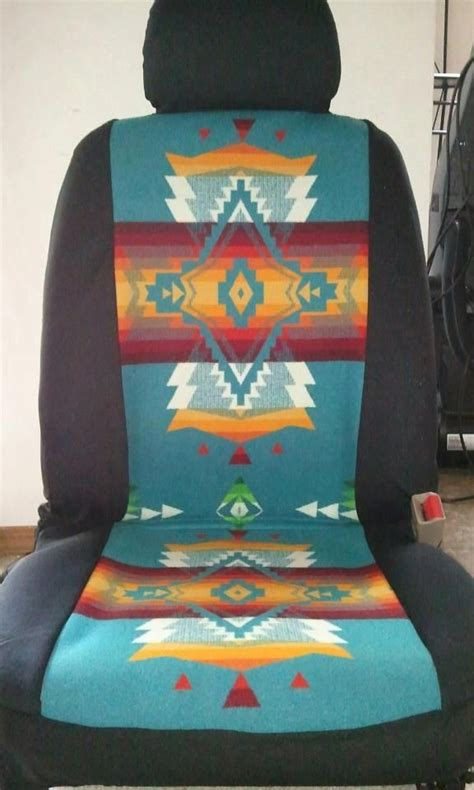 american indian car seat covers with southwest design native american motifs