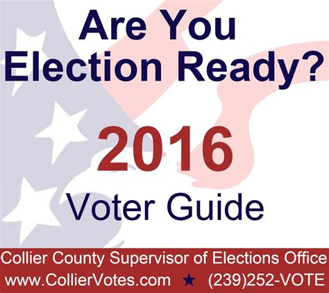 Collier County Records Request Collier County Supervisor Of Elections Gt Voter Registration Gt Voter Guide