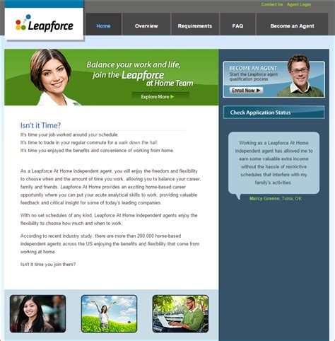 leapforce at home reviews 28 images the way i see it