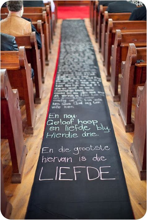 wedding inspiration for brides diy idea aisle runner