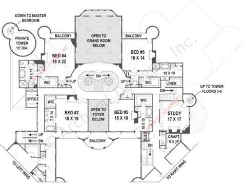 balmoral house plan  selling house plan   house plans castle floor plan