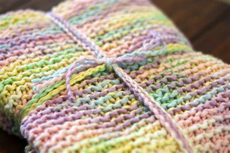 Yarn Baby Blanket Patterns by Variegated Yarn Baby Blanket Ramshackle Glam