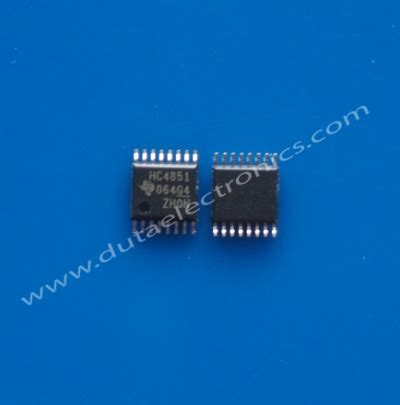 Grosir Ic Smd Tl431smd Harga Murah jual ic 74hc485pwr sop16 grosir dan eceran sparepart komponen electronics