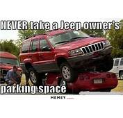 A Jeep Ontop Of Car  MEMEYcom