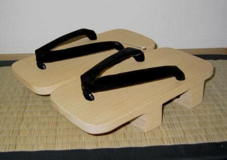 japanese shoes geta gents japanese