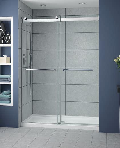 fleurco shower doors fleurco shower door gemini bypass plus bliss bath kitchen