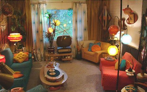 Kitschy Living Room by 1950s Living Room Image 3237644 By Helena888 On Favim