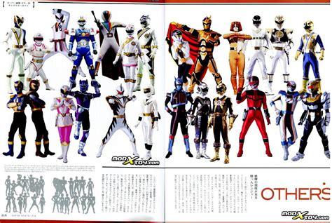 power ranger names and colors image toeifile rarecolors jpg rangerwiki the